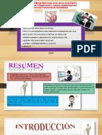 Los profesionales peruanos surgiendo de una educación tecnológica-virtual en busca de nuevas oportunidades