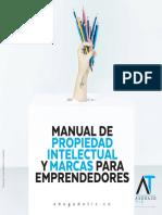 manual de propiedad intelectual marcas