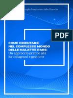 Manuale Malattie Rare CNR ASP4