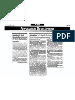 Hamilton C Shell Speeds Development of OS-2 Applications - Ann Sussman - PC Week - Dec 26 1988