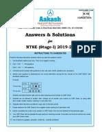 NTSE (S-I) 2019-20_MAT & SAT (Ans & Sol)_Karnataka.pdf