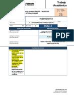 Fta-2019-2b-m2 Investigacion II Secc 2