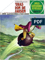 Joyas Literarias Juveniles - 146 - Aventuras Del Baron Munchhausen