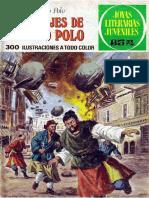 Joyas Literarias Juveniles - 166 - Los Viajes de Marco Polo