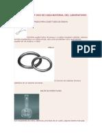 Nombre Dibujo y Uso de Cada Material Del Laboratorio