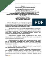 Case - Landmark National Bank v. Kesler No 98-489 - MERS[1]