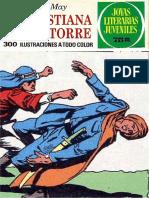 Joyas Literarias Juveniles - 244 - La Cristiana de La Torre