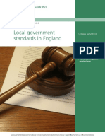 Local Government England