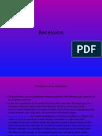Recession Ppt