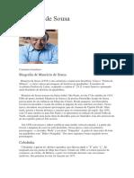 Biografia de Mauricio de Sousa