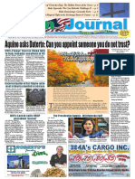 ASIAN JOURNAL November 22, 2019 Edition