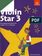Jones Edward Huws. - Violin star 3 (Student's Book).pdf