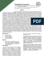 Informe 5. Propiedades Coligativas
