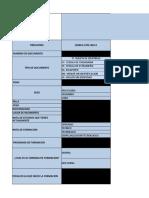 Perfil Sociodemografico Centros de Formacion