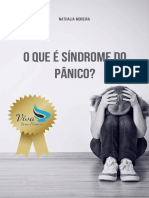 Ebook- O que é a síndrome do Pânico