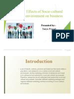International businesses presentation