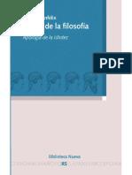 Elogio de La Filosofía - Vicente Sanfelix Vidarte
