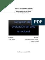 Instrumentos de Evaluacion Carlos Quintero 26.287.054