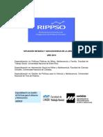 Informe Rippso Situación NNyA en Argentina Uner Unc Untref
