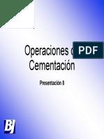 COPs Spanish Day 2 8 Cementacion
