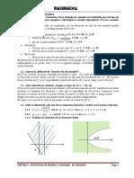 Capitulo 4- Funciones de Varias Variables