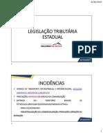 Legislaçao tributaria