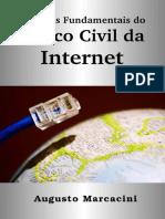 Aspectos Fundamentais Do Marco Civil Da Internet Marcacini Augusto