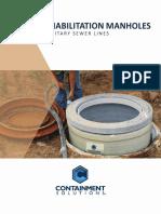 Manhole Rehabilitation Brochure (Man 4027)
