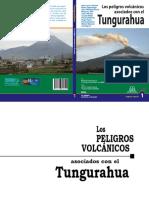 Los Peligros Volcanicos Asociados Con El Tungurahua