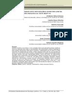 Desempenho de Idosos Com e Sem Declínio Cognitivo Leve Na Versão Reduzida Do Teste Wcst-64