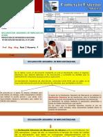 4ta Lecc Declaracion Aduanera de Mercancias (Dam)