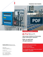 Enysun Brochure