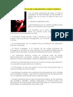 Frases Emblemáticas Del Comandante Carlos Fonseca