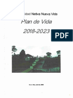 Plan de Vida CC. NN. Nueva Vida y Plan de Vida CC.NN. Puerto Rico