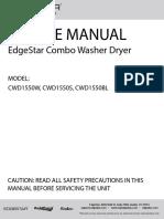EdgeStar CWD1550 Combo Washer Dryer Service Manual V1.0 10202017.pdf