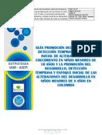 3226 Protocolo Atencion Integral Ninos y Ninas Menores de 10 Anos Hospital Sonson