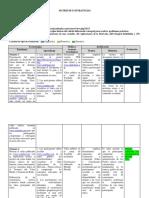 Matriz de E-Estrategias Matemática II