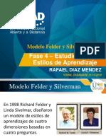 Presentación-Modelo Felder y Silverman Aporte Individual