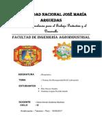 normas de bioseguridad en laboratorio