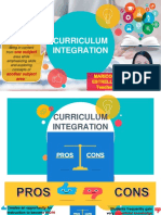 Curriculum Integration Principal GS