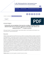 Evaluación de Ansiedad y Frecuencia Cardíaca_ Ensayo Clínico Aleatorizado de La Remoción Químico-mecánica de Caries Con PapacárieDuo_sup_TM__sup_. Proyecto Piloto