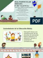 Sostenimiento de La Educacion Basica NORMAL