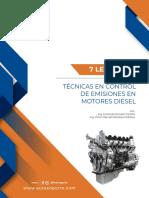 eBook Diesel 7 Lecciones Emisiones Motores
