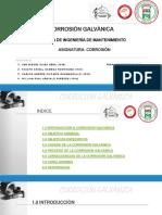 Corrosion Galvanizada