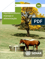 Equideocultura Manejo e Alimento