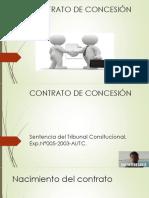 Contrato de Concesión Power