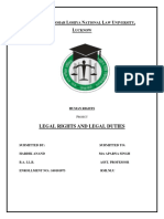 215055789 Legal Rights and Duties