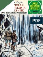 Joyas Literarias Juveniles - 270 - El Fin de Sherlock Holmes