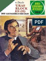 Joyas Literarias Juveniles - 268 - Aventuras de Sherlock Holmes II