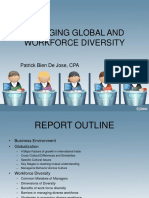 Global and Workforce Diversity